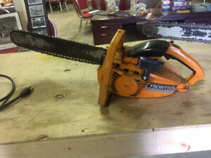 Frontier Mark 1 Automatic Chainsaw Manual wanted