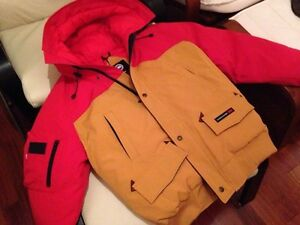 Boy's Canada Goose' 'Rupert' Water Resistant Down Jacket, Size L