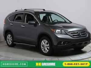 2013 Honda CR-V TOURING AWD BLUETOOTH NAV
