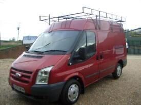 Ford TRAN 115 PS 6 SPEED T280S TREND FWD SWB MED ROOF