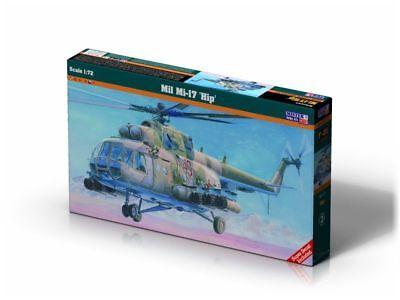 Mistercraft F-01 - 1:72 Mil Mi-17 Hip  - Neu
