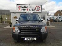 2007 LAND ROVER DISCOVERY 2.7 3 TDV6 GS - 87,345 MILES-FULL SERVICE HISTORY-AUTO