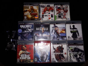 PS3 games>good condition,30$all* BF, cod MW3, Ghosts, proto2 etc