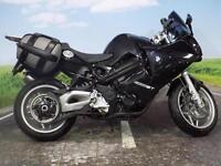BMW F800ST 2011