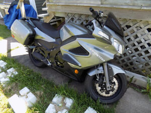 2015 CF MOTO 650TK. Only 8km's $ 4,500.00 Call 727-5344