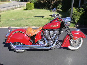 "2011 ""KINGS MOUNTAIN"" INDIAN CHIEF CLASSIC"