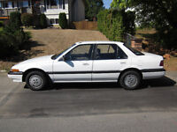 1987 Honda Accord LX
