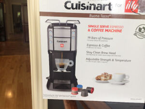 Cuisinart Single Serve & Coffee Machine