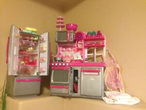 Our Generation Kitchen Set for American Girl