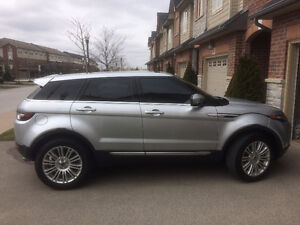 2013 Land Rover Range Rover Evoque PRESTIGE Package