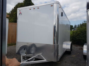 2016 Legend 7x16 Ft T/A Enclosed Trailer