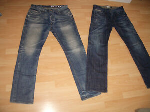 """""G-star """" Energy """" jeans size 34/ 36"" waist x 34"" length"