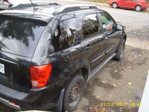 2009 Pontiac Torrent Camionnette