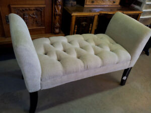 """Contemporary 40"""" Bench by Bombay Co."""