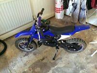 50cc bikes