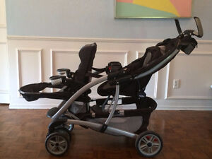 Graco Double Baby Stroller