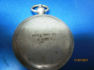 Waltham US military K1626-2 compass for parts