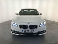 2014 BMW 518D LUXURY AUTO DIESEL 4 DOOR SALOON 1 OWNER SERVICE HISTORY FINANCE