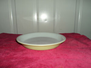 Vintage Lime Green Pyrex Pie Plate