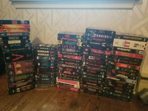 Horror Sci-Fi VHS