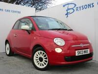 2013 13 Fiat 500C 1.2 ( 69bhp ) Colour Therapy for sale in AYRSHIRE
