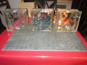 Glass Blocks for sale $10 each or 3 for $25