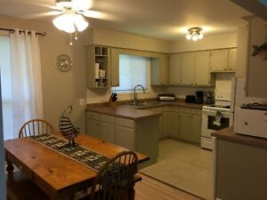 March 1 - May 31 short term fully furnished house rental