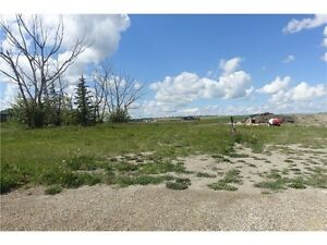 2 Acres lot just 5 minutes North of Calgary