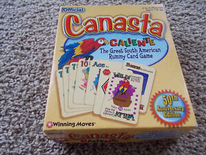 Canasta Caliente: The Great South American Rummy Card Game 50th
