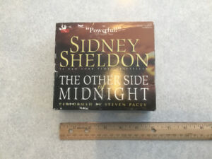 Audio tape - The Other SIde of Midnight. 13 cd's