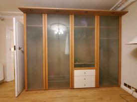 IKEA master s bedroom wardrobe set