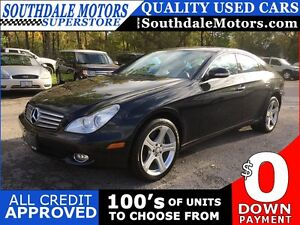 2008 MERCEDES-BENZ CLS-CLASS CLS550 * RWD * LEATHER * SUNROOF *  London Ontario image 1