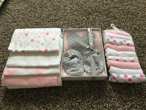 Brand new baby girl stuffs