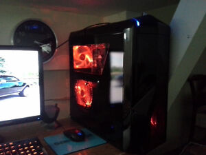 HIGH END GAMING TOWER