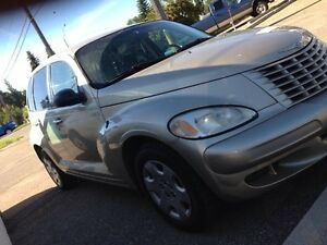 2007 Chrysler PT Cruiser SELLING CHEAP TO PAY FOR RENT car fax