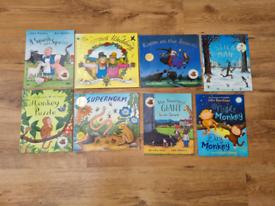 23 x Julia Donaldson book bundle