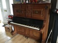 Antique piano - free to a good home
