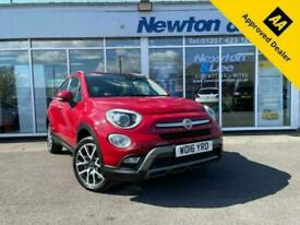 image for 2016 Fiat 500X 2.0 MULTIJET CROSS PLUS 5d 140 BHP Hatchback Diesel Automatic