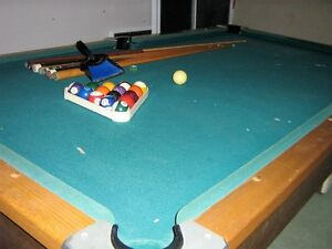 Used Pool Table