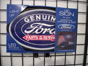 New LED Rope Neon Style Ford Sign