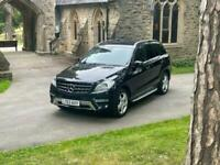 2013 Mercedes-Benz M Class ML250 BLUETEC AMG SPORT Auto Estate Diesel Automatic