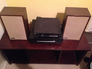 Stereo + DVD Home Theatre Set