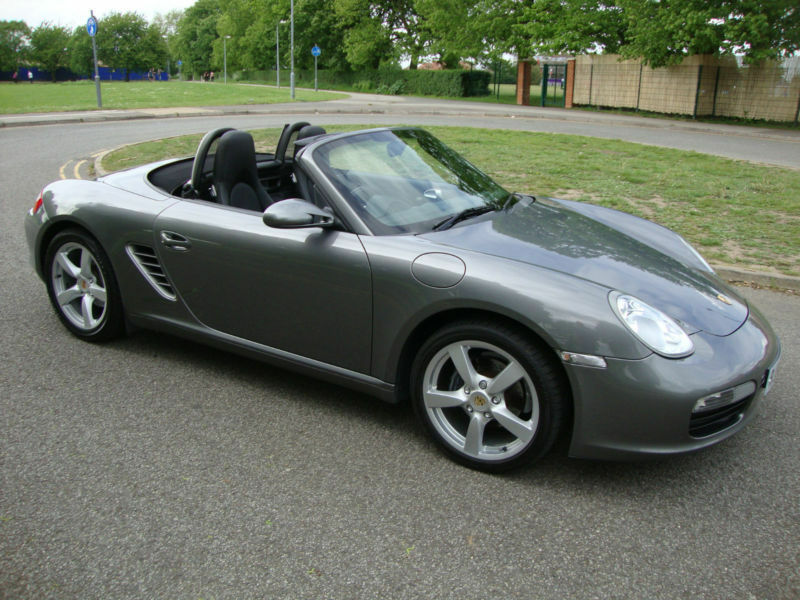 porsche boxster 2 7 2008 58 pcm nav leather in. Black Bedroom Furniture Sets. Home Design Ideas