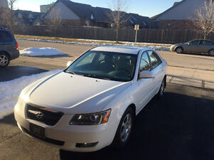 08 Hyundai Sonata GLS, Fully Loaded, 135km ,$5450 Certfied