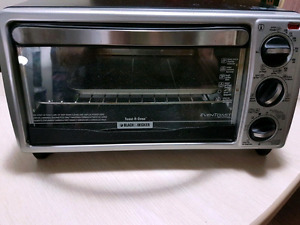 Black & Decker Toast-R-Oven For Sale!