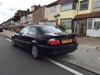 Bmw 3 series 2.0 coupe 318ci
