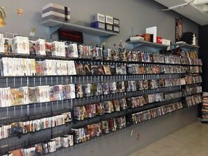 Video games, CDs, DVDs, records & consoles