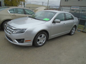 $6,995.00   2012 Ford Fusion SE 4 door