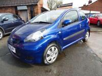 TOYOTA AYGO 1.0 VVT-i AYGO LOW MILES LOW INSURANCE LOW RUNING COSTS