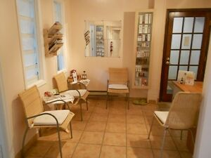 Treatment Room for Esthetician or Spa Professional